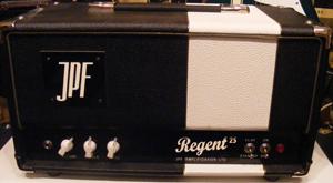 JPF Regent 25 Guitar Amplifier Head