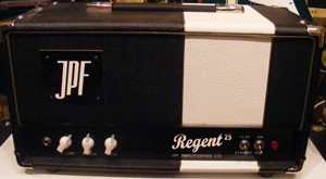 JPF Regent 25 Guitar Amplifier Head
