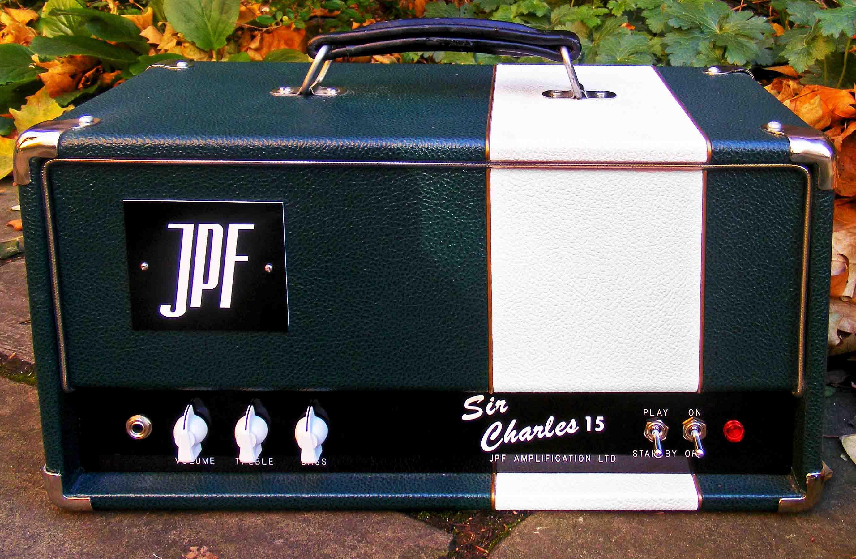 The JPF Sir Charles 15 Amp