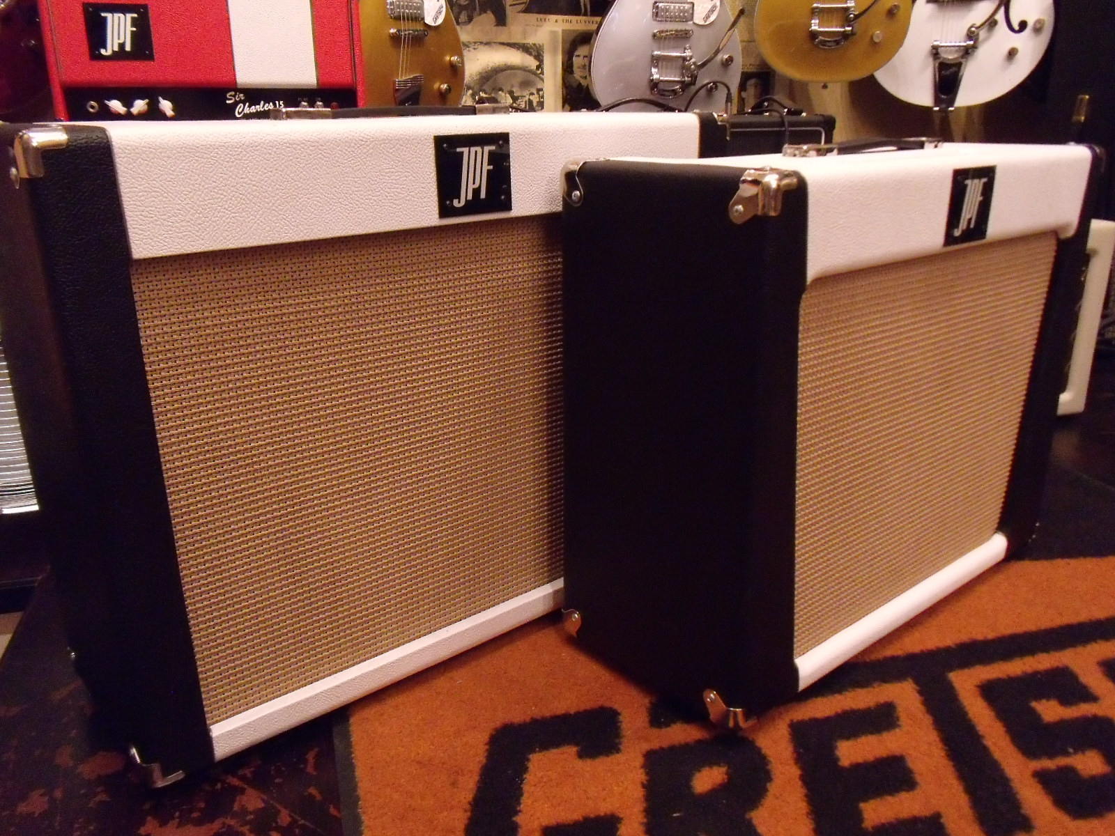 JPF: AMP TONE DEMONSTRATIONS - DAVID PAGE - YouTube
