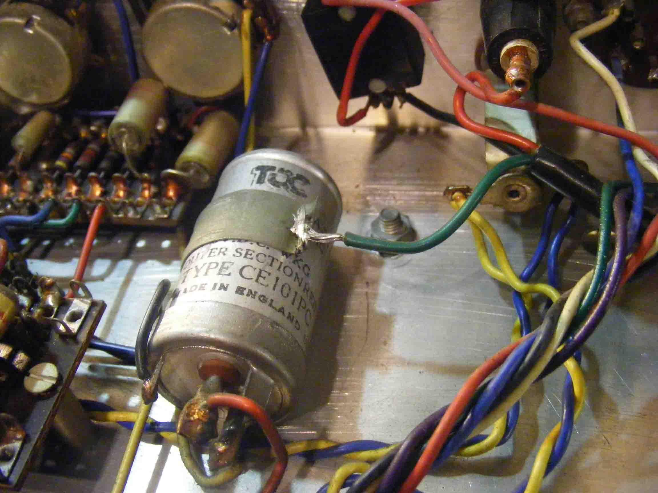 [TVPR_3874]  VOX AC30 Earthing   Vox Ac30 Wiring      JPF Amps