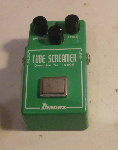 Ibanez TS808 Tube Screamer Overdrive Pro Replacement Micro Switch Repair